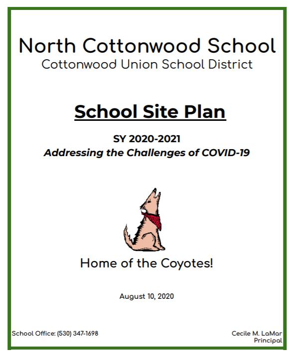 North Site Plan