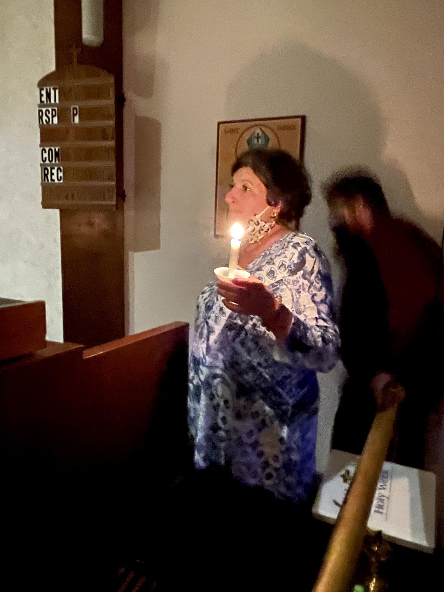 Janet Rubino, DRE and Choir Director
