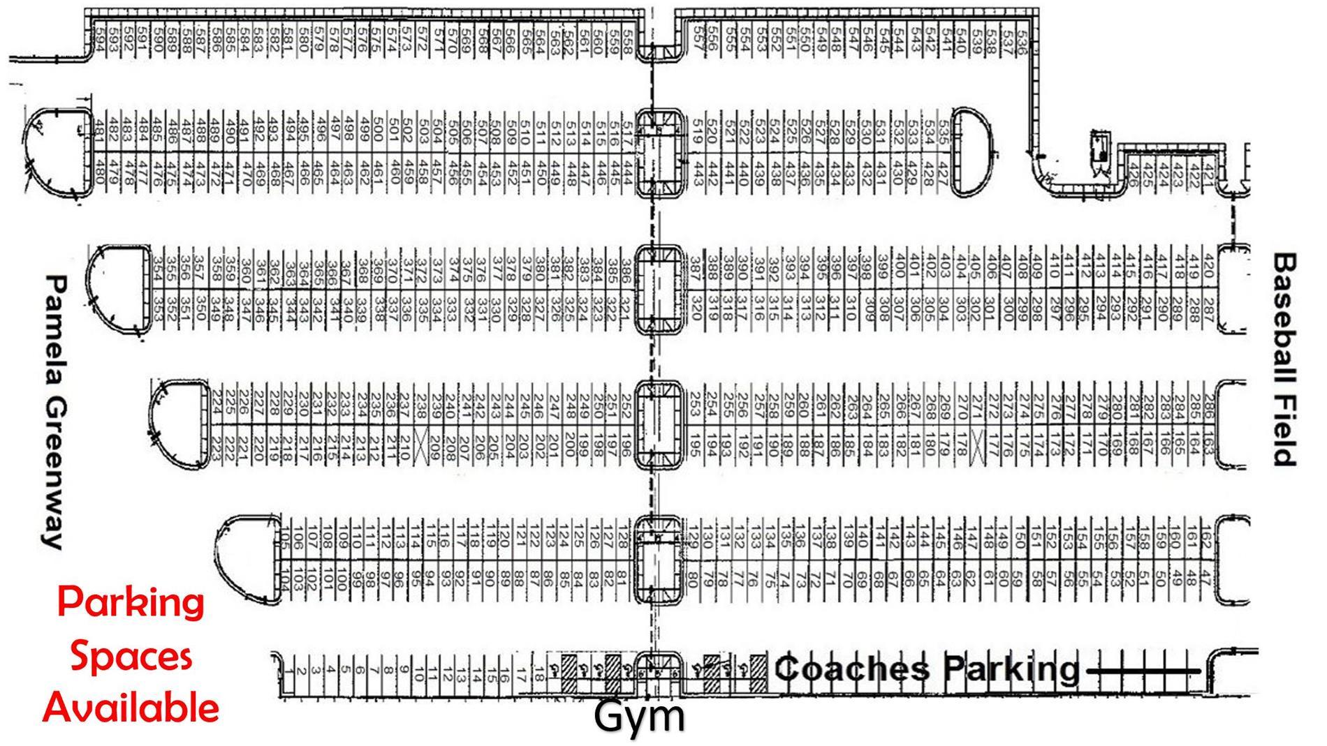 Parking Lot diagram