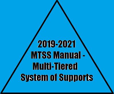 MTSS MANUAL