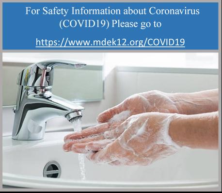 Safety Information on Coronavirus