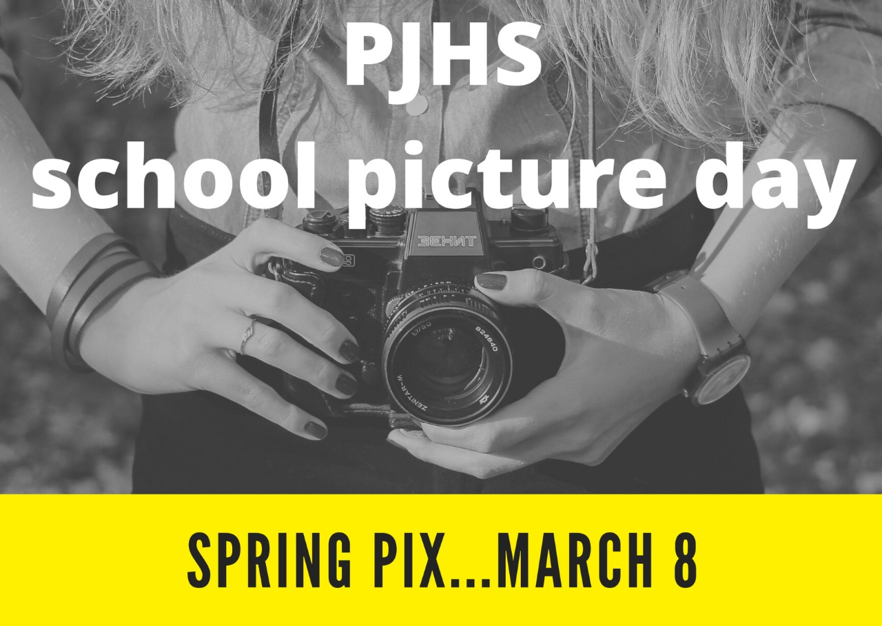Spring picture day March 8, 2021