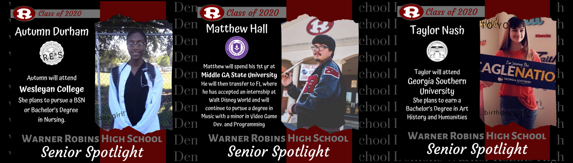 Senior Spotlight Durham