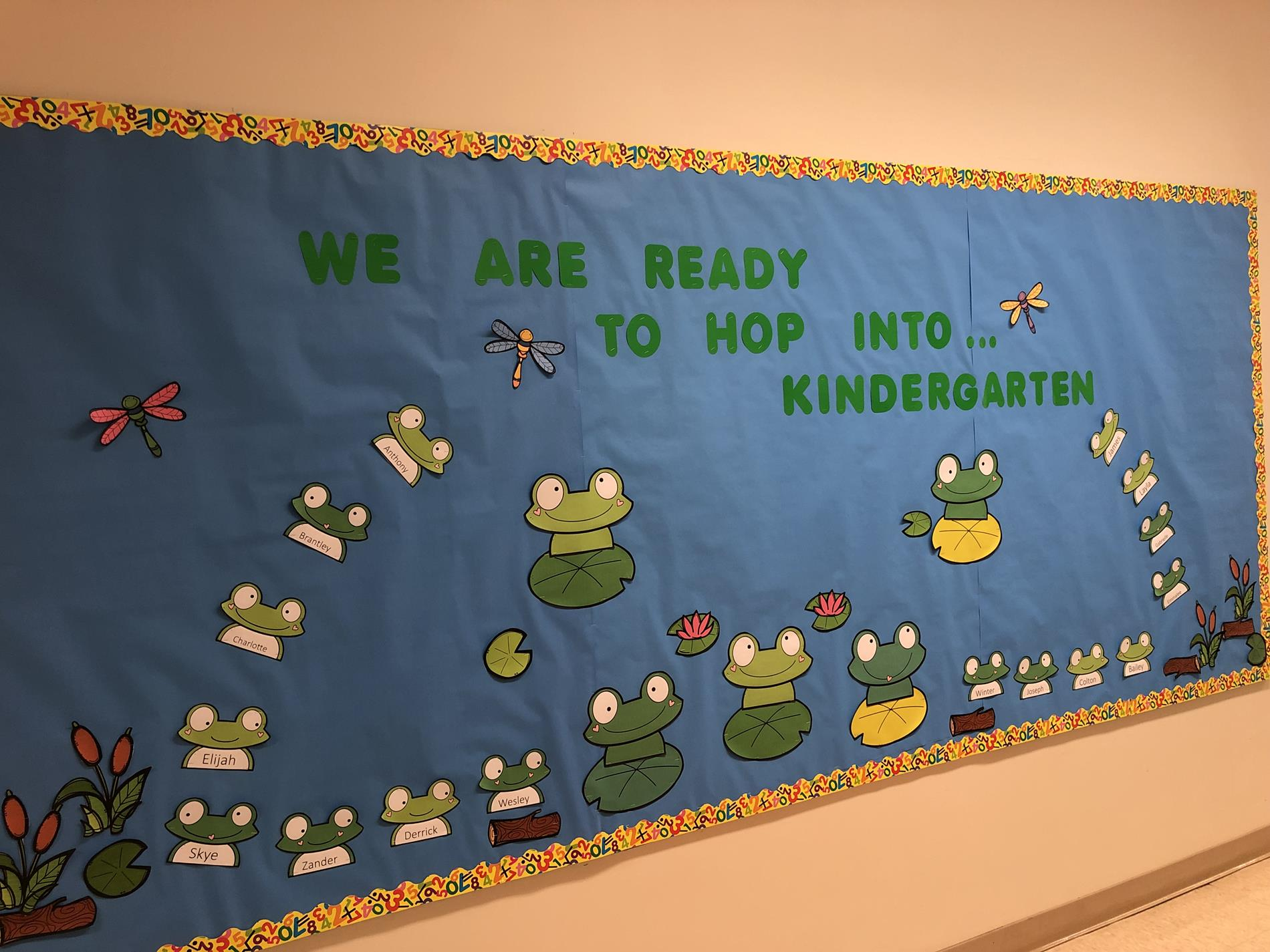 Hop into Kindergarten