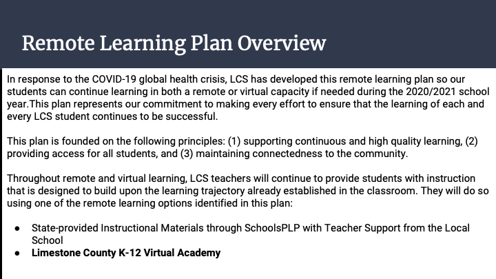 Virtual School Slide 4
