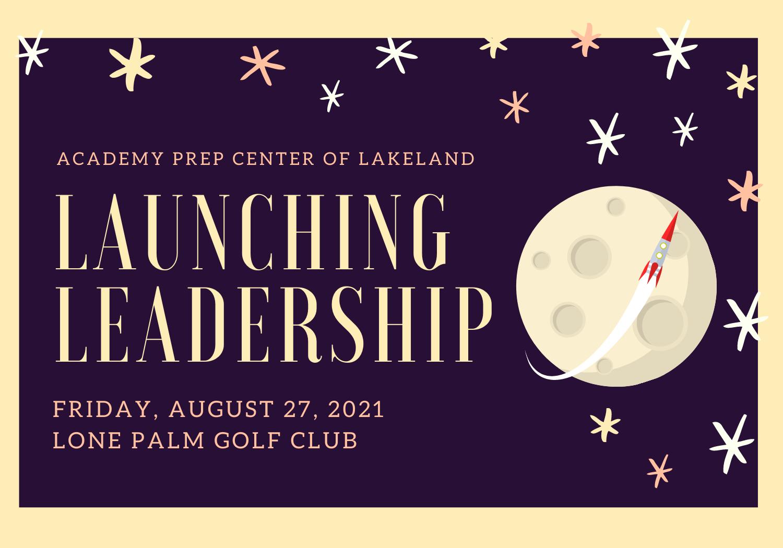 Launching Leadership Logo