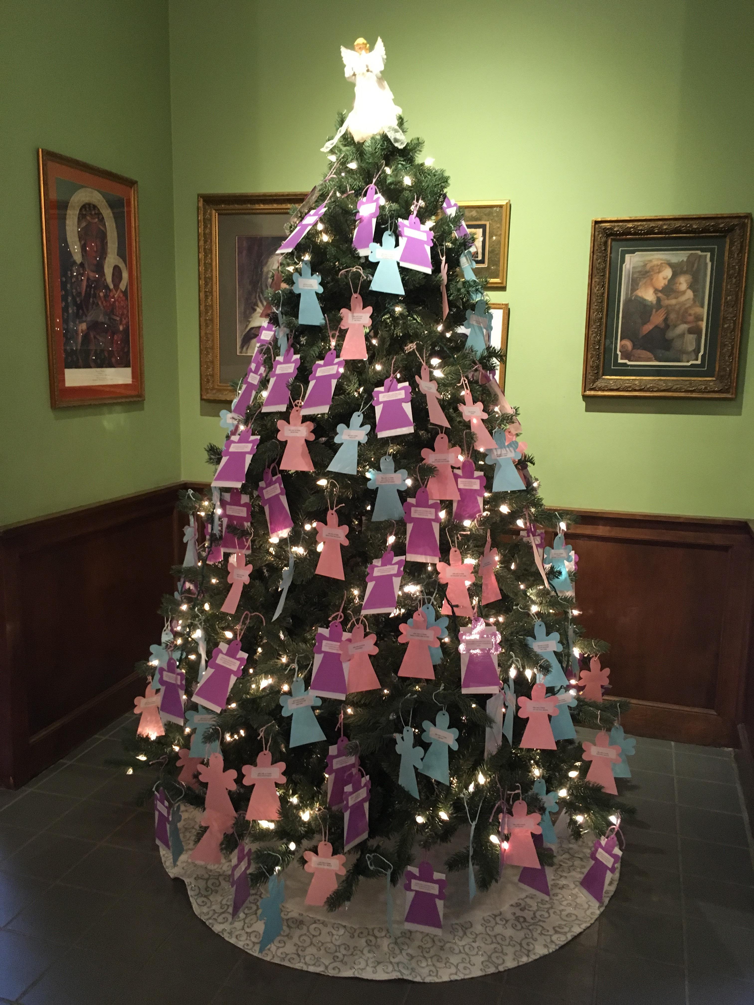 2017 Angel Tree