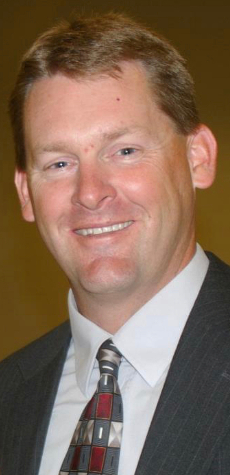 Kevin Estes, new chief academic officer