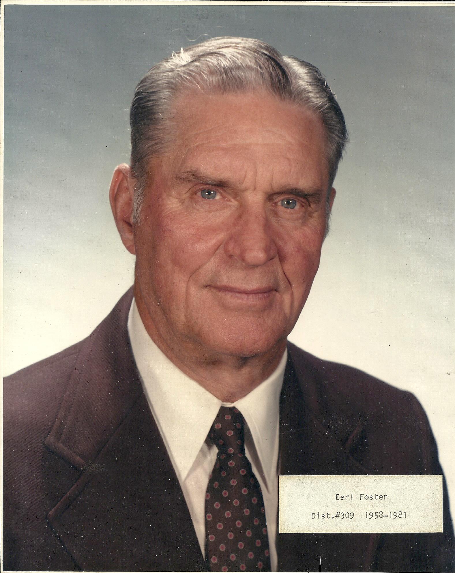 Earl Foster