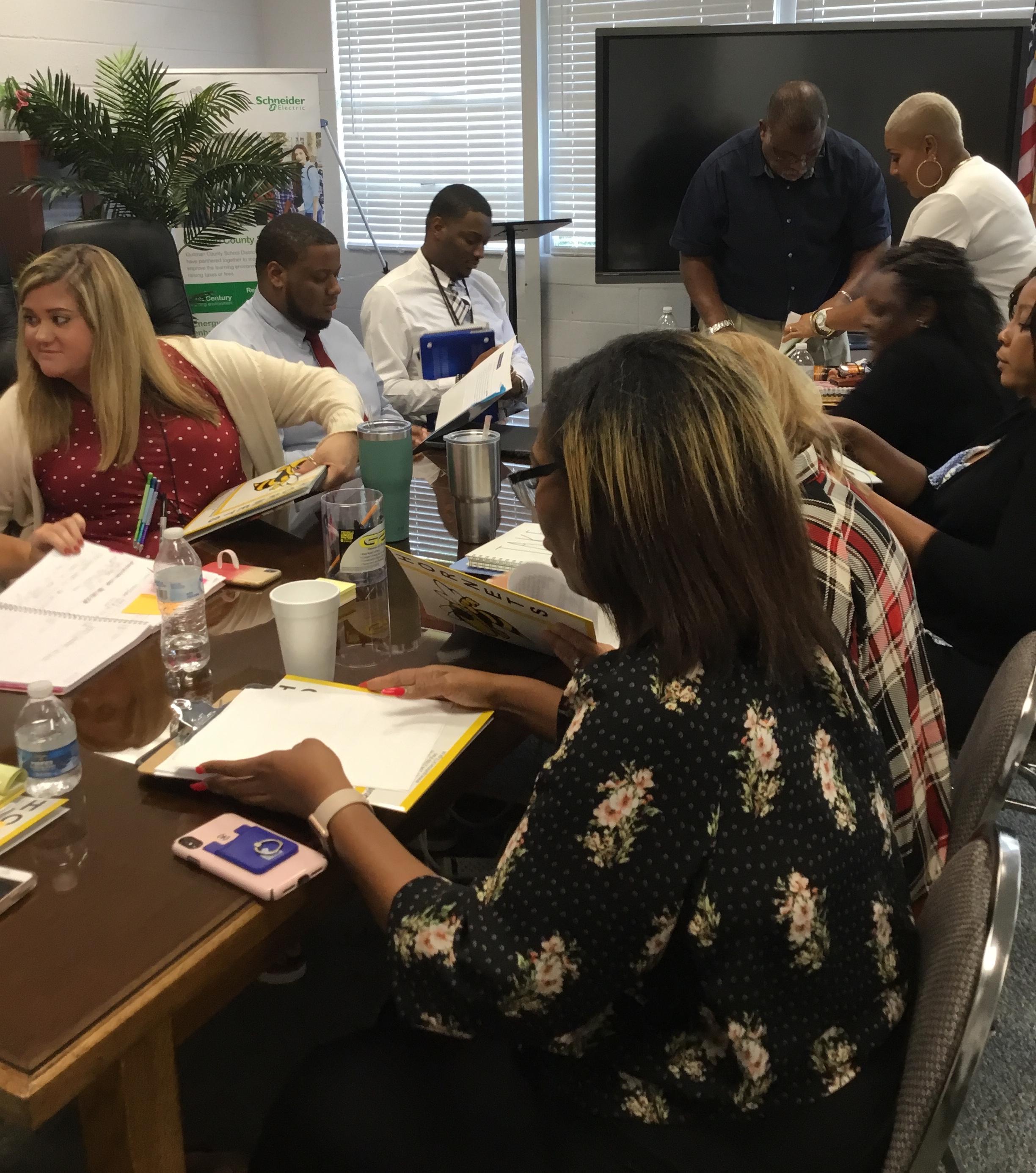 Teacher Advisory Collaborative 5
