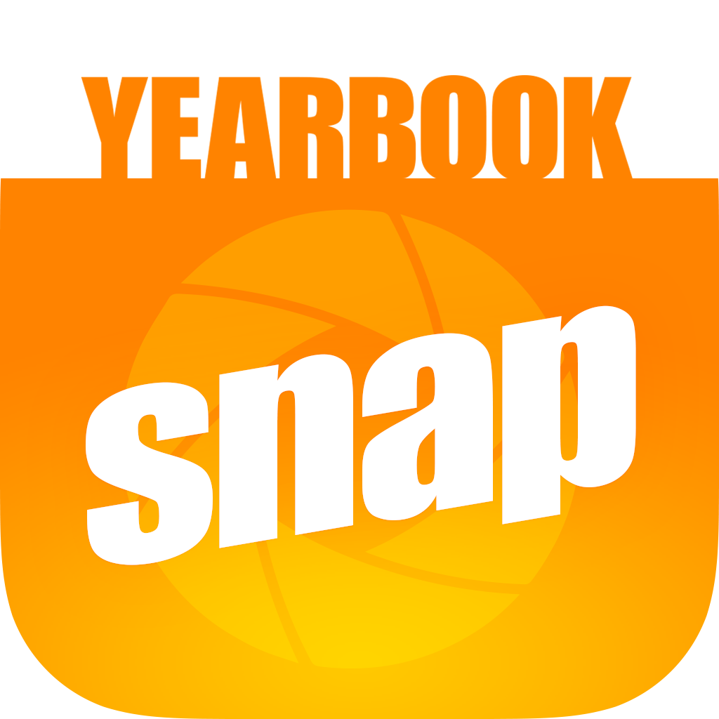 Yearbook Snap App Button
