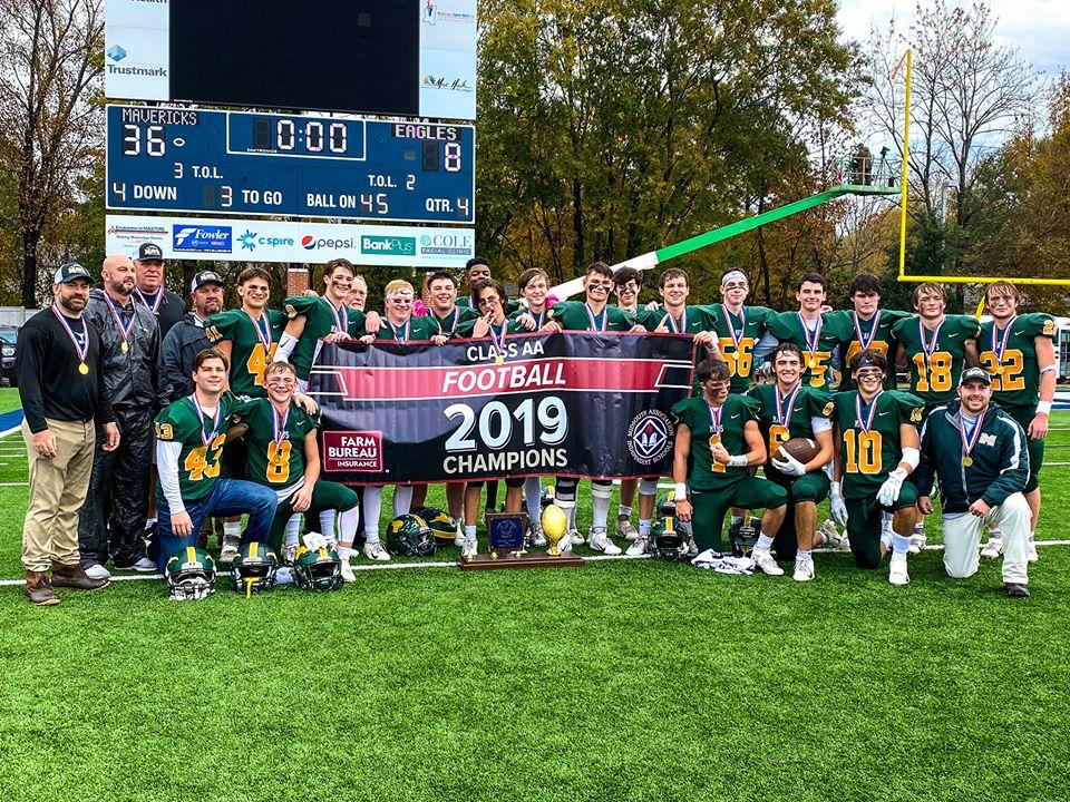2019 State AA Champions