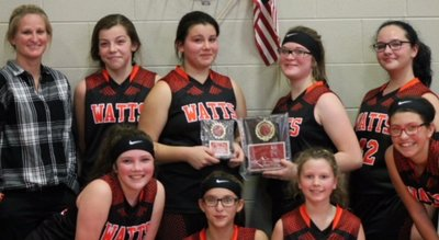 7th & 8th Girls Basketball Team