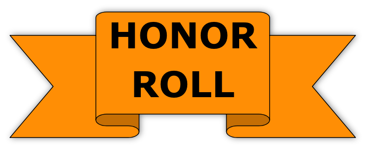 Honor Roll banner