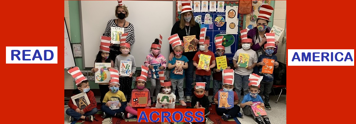Read Across America Cat in the Hat