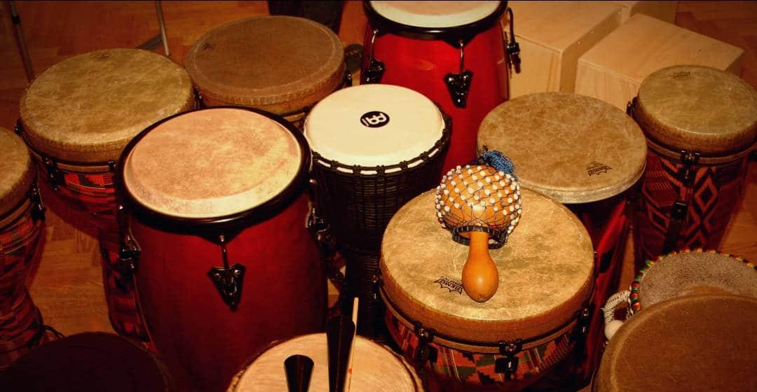 drumming around the world