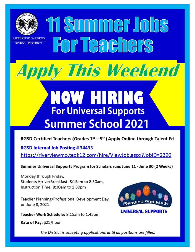 11 Summer Jobs for Teachers