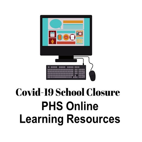 Covid Online Learning Resources