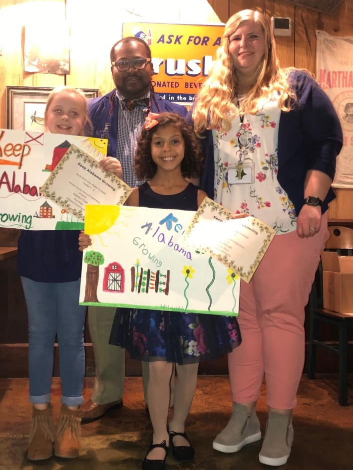 Teachers and students recognized at Farm City banquet