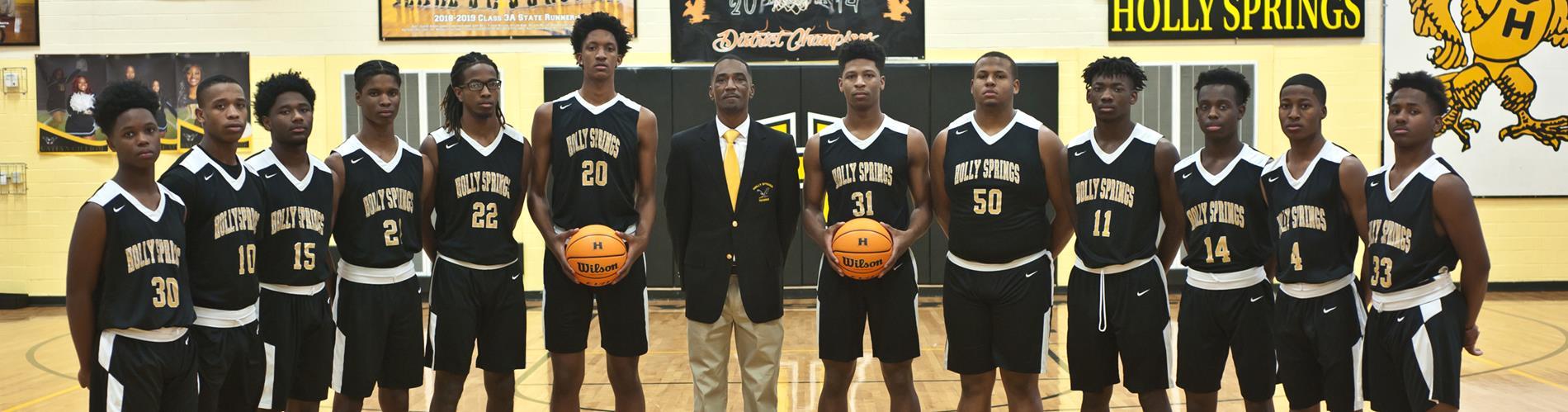 Boys Basketball 2019-2020