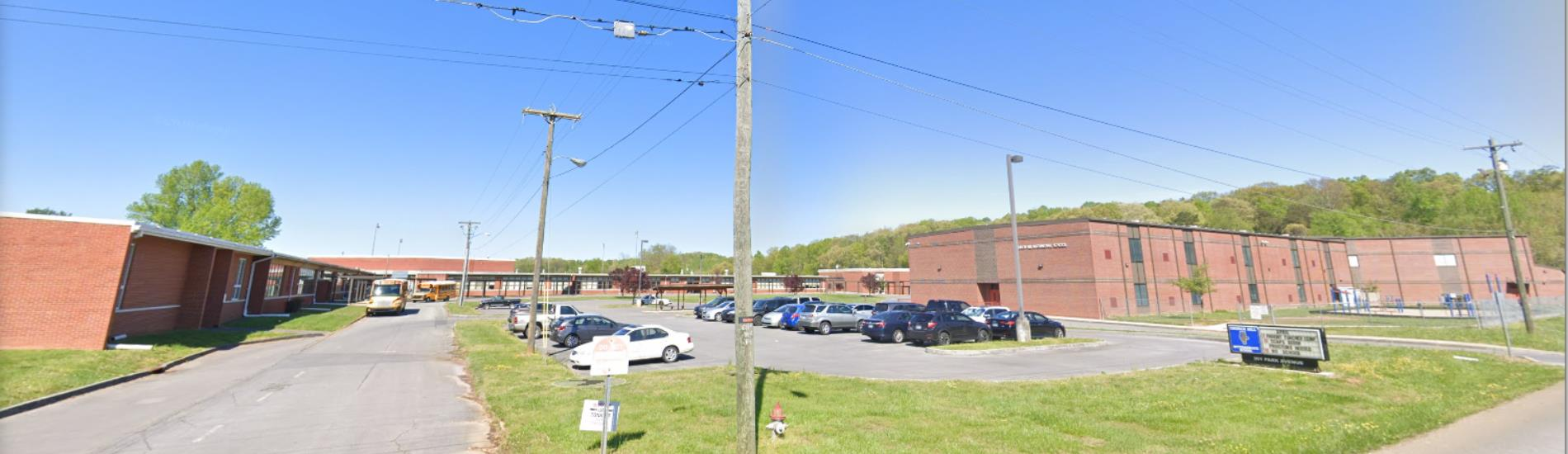 Church Hill Intermediate School building 2