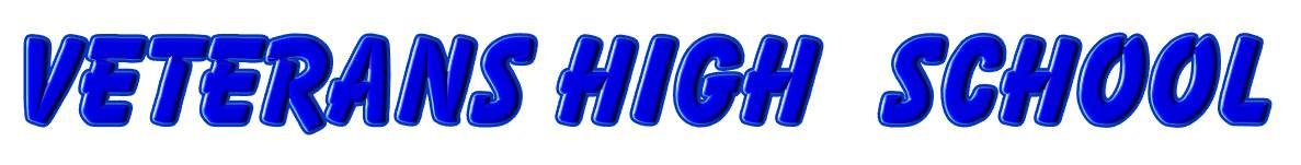 Veterans High School Logo