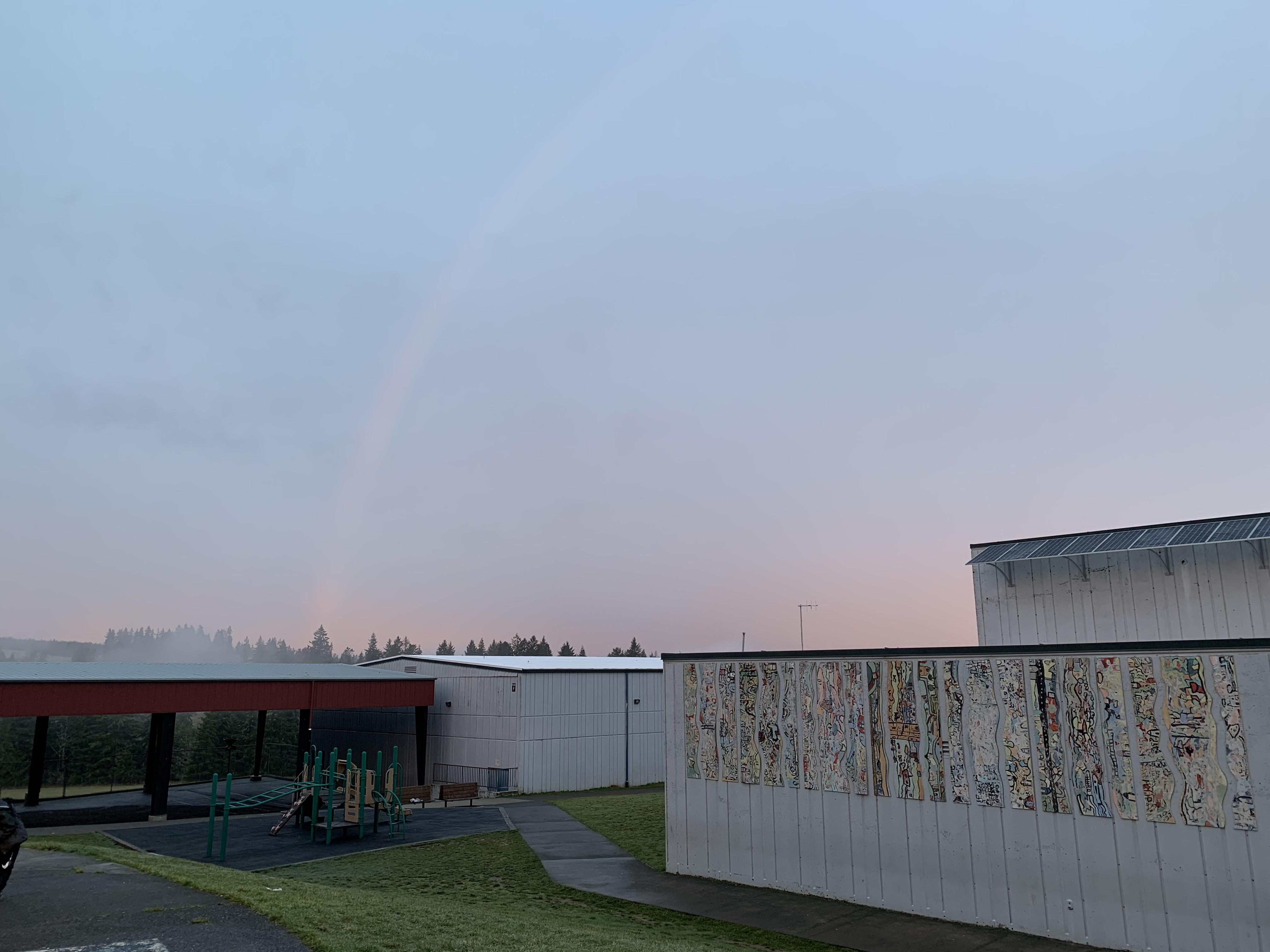Hudson Park Rainbow