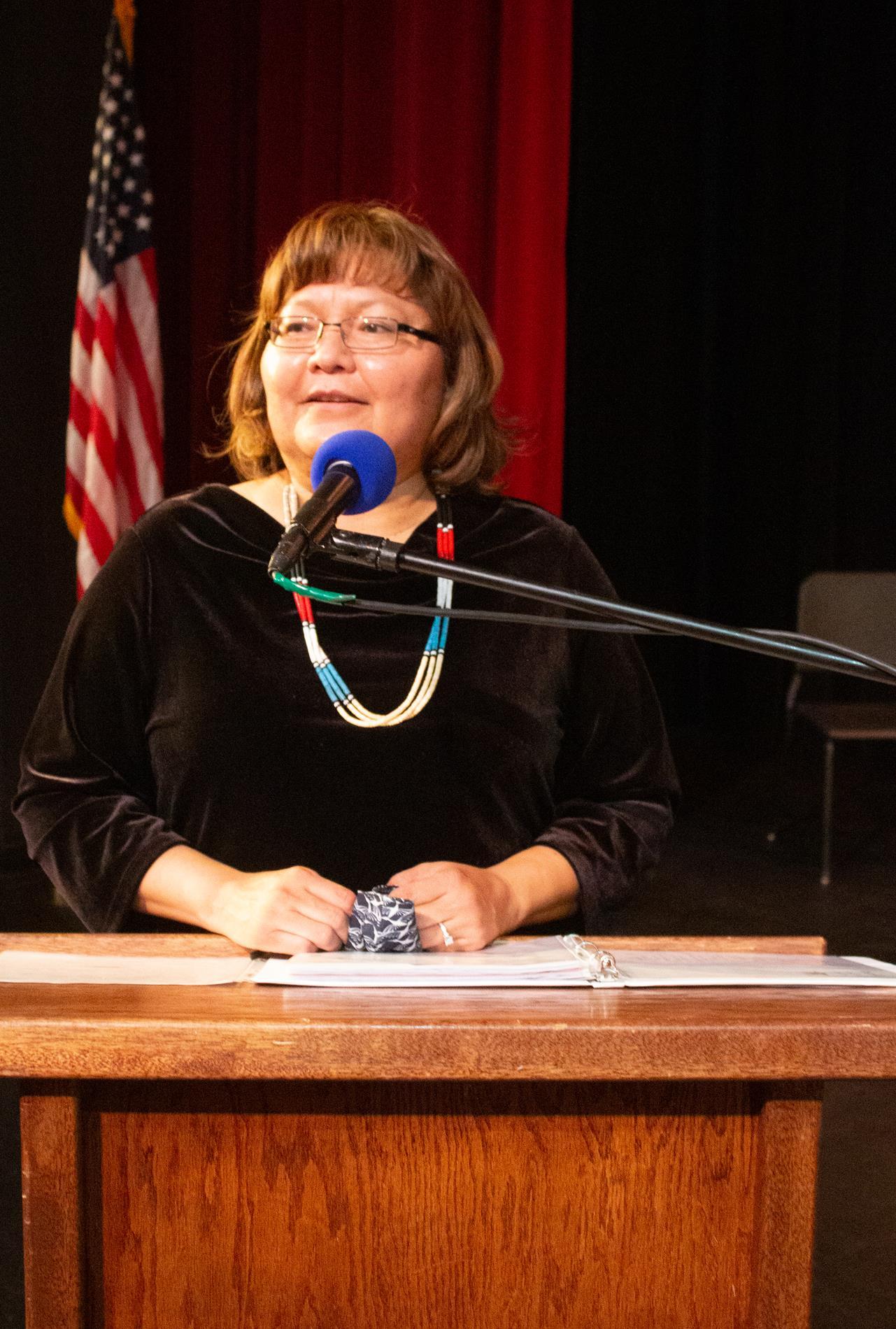 Dr. Trina Hubbel