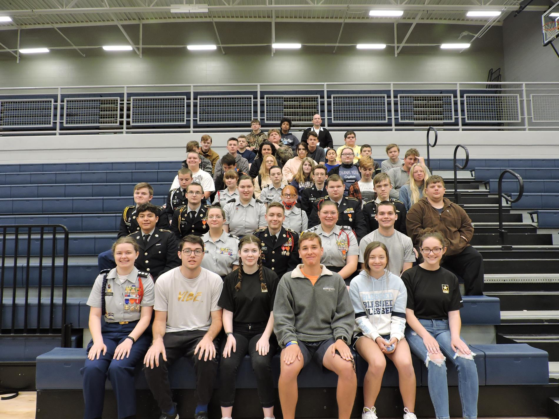 GCS Grizzly Battalion of 2020-2021