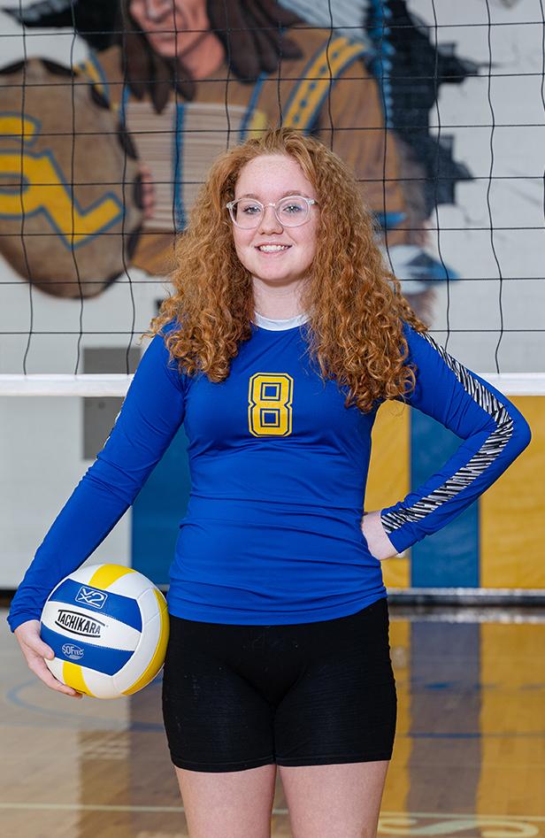#8 Alyssa Deeley
