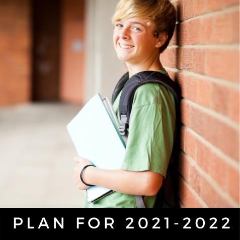 Plan for 21-22 School Year