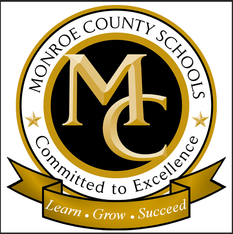Monroe County Schools Seal