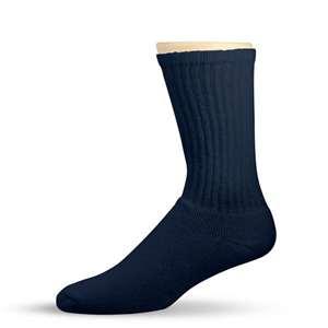 Boys navy socks