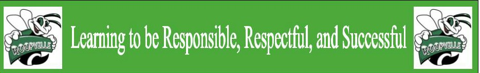 Learning to be Responsible, Respectful and Successful
