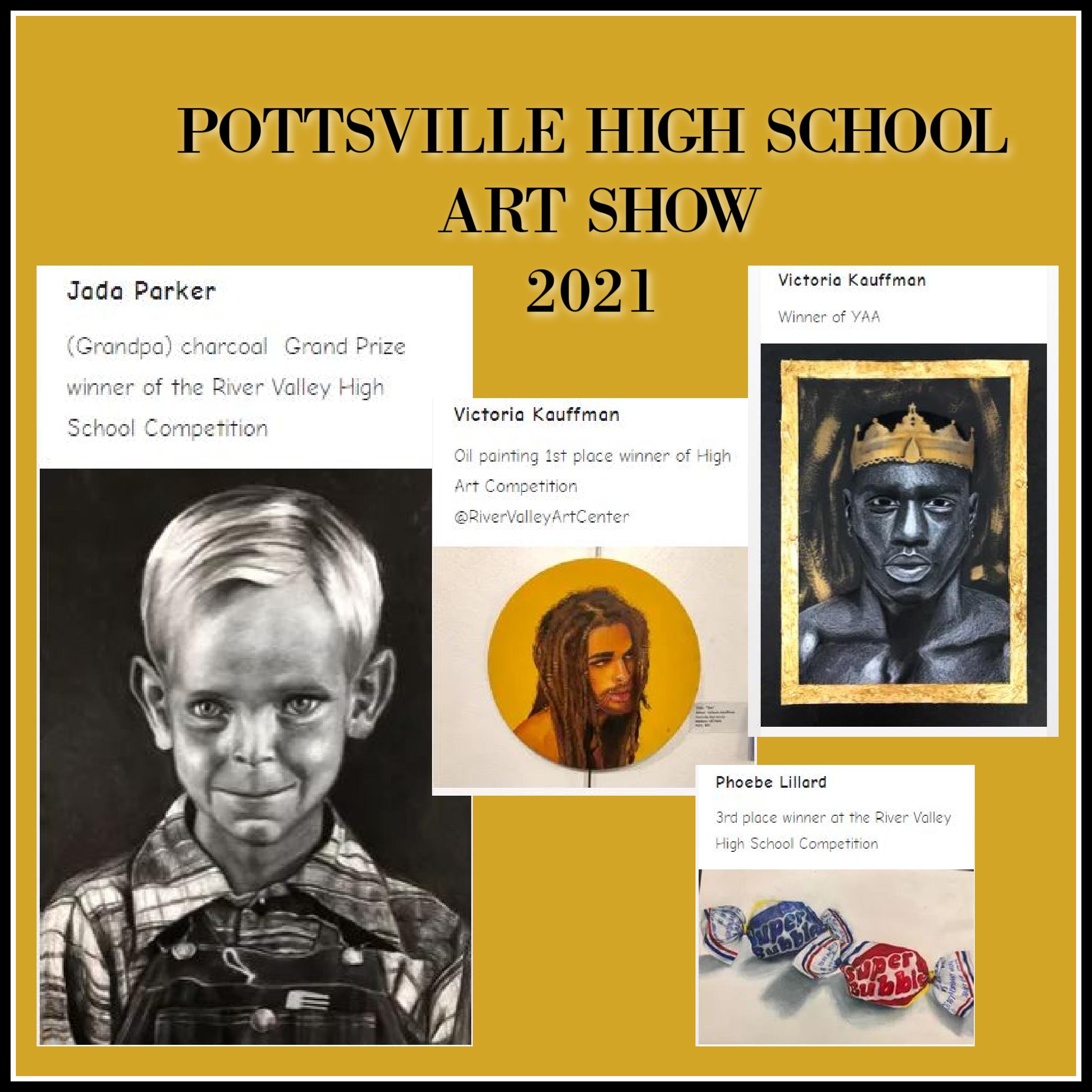 PHS Art Show