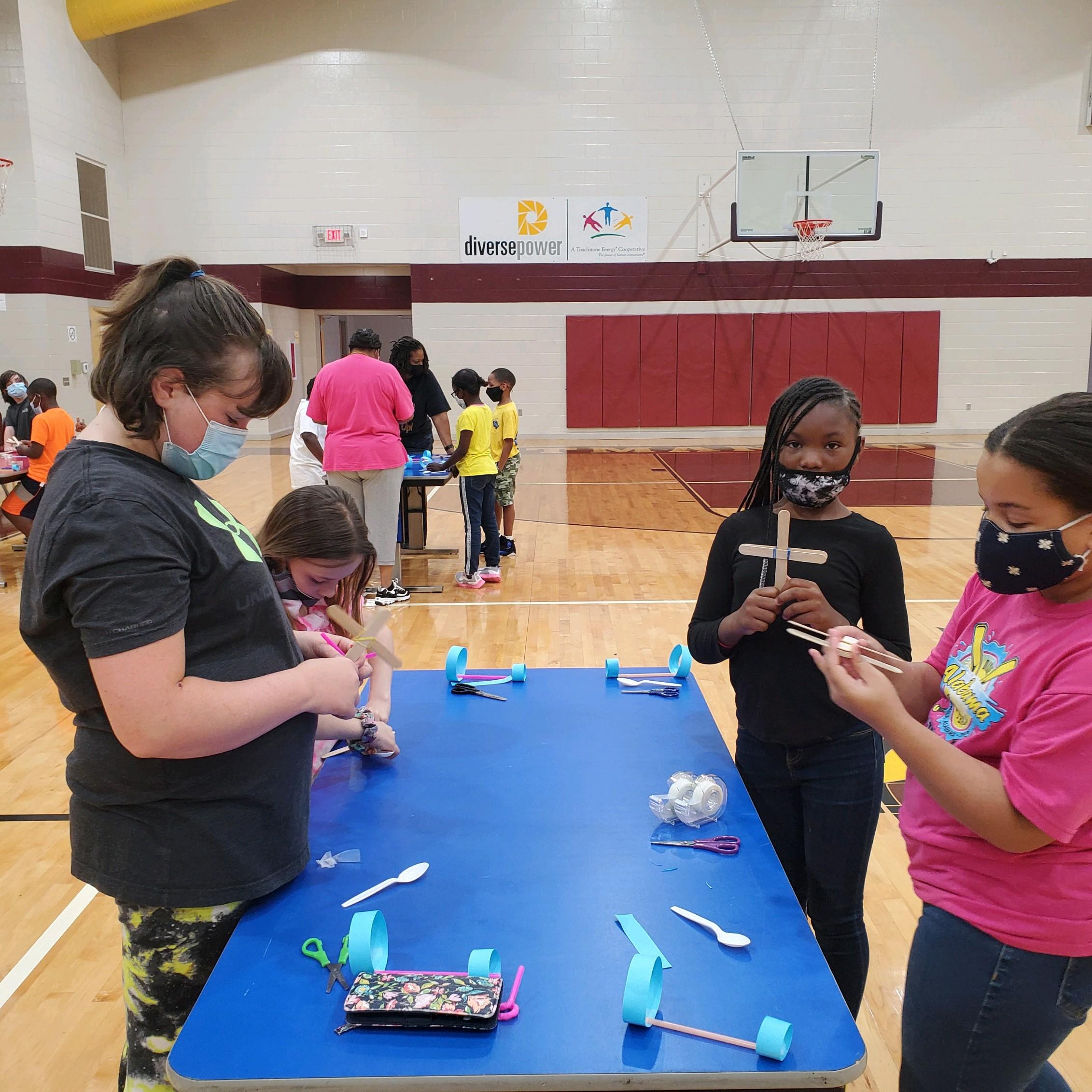 STEM Activity, Catapults