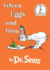 Green Eggs and Ham book cover image