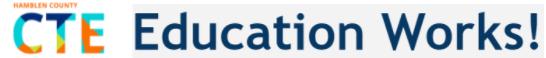 CTE Works Logo
