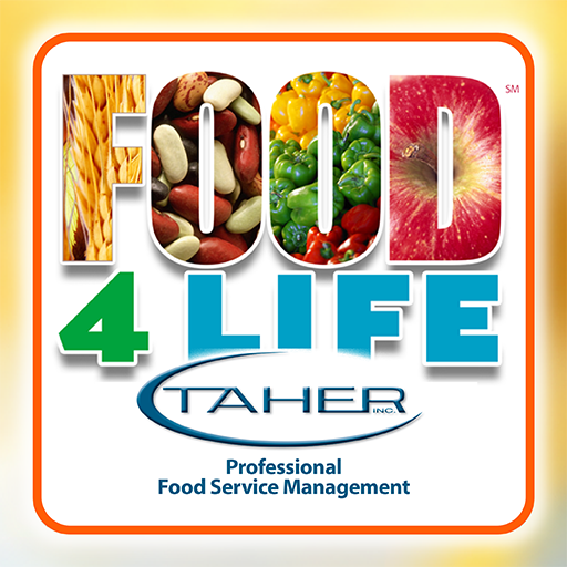 Taher Food for Life App icon