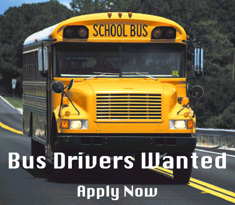 bus drivers wanted application