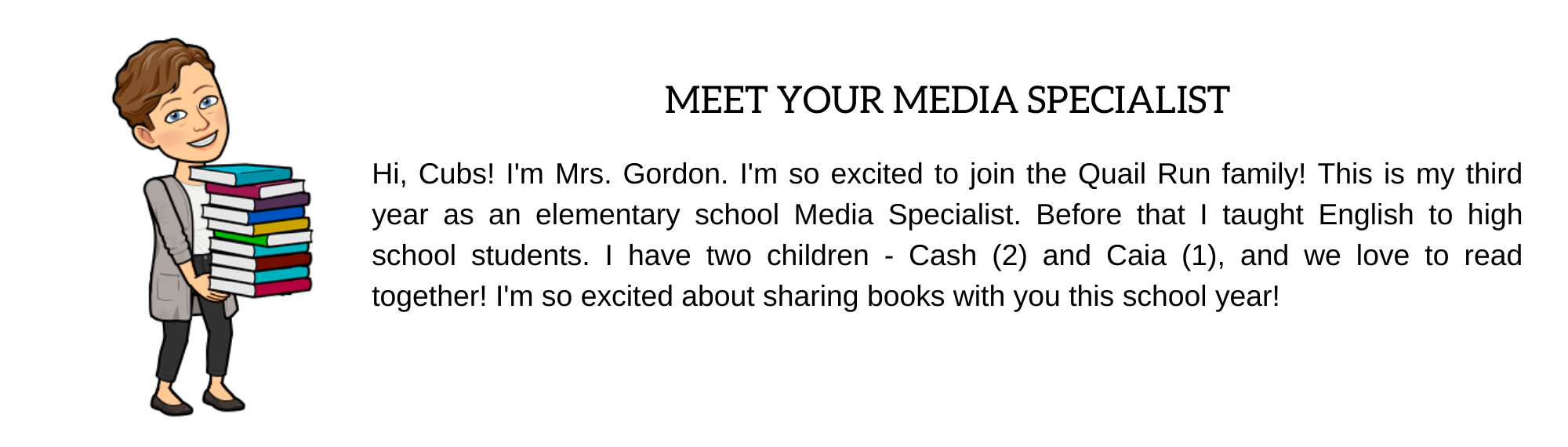 meet the media specialist