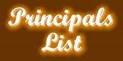 Principals List