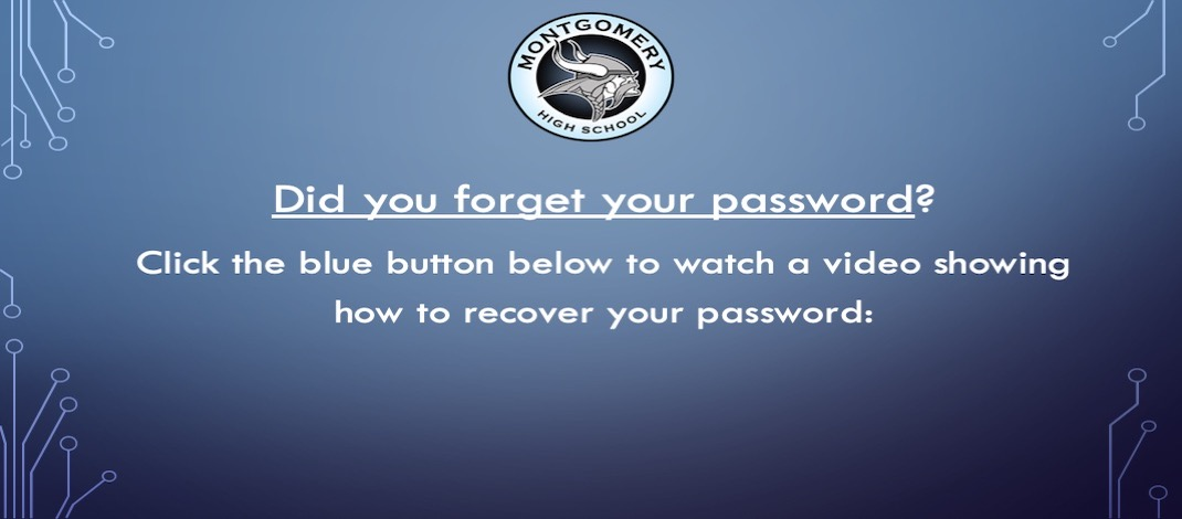 Forgot Password Slide