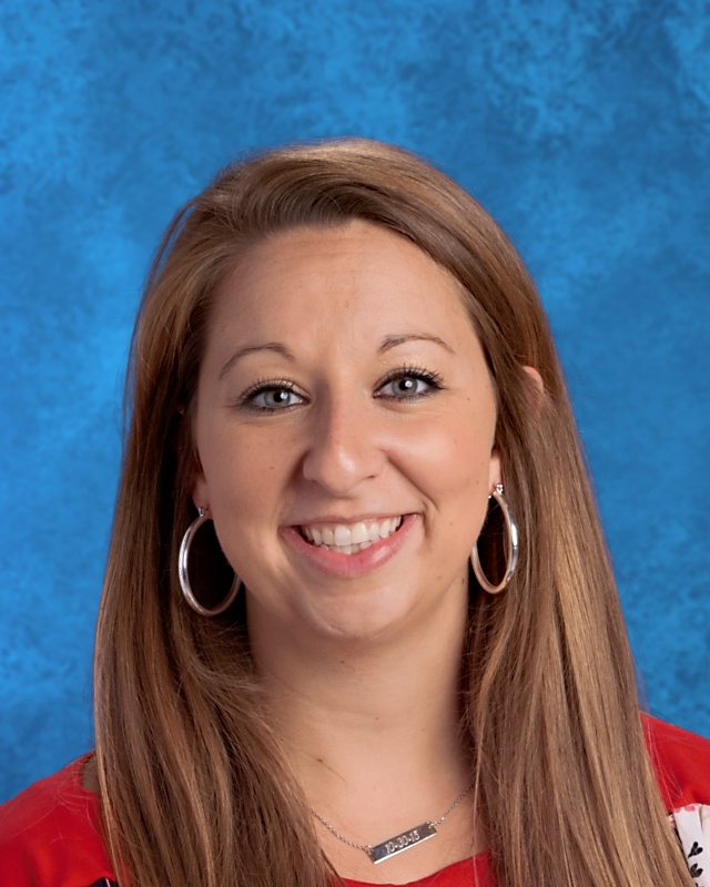 Savanna Evans, Kindergarten Teacher