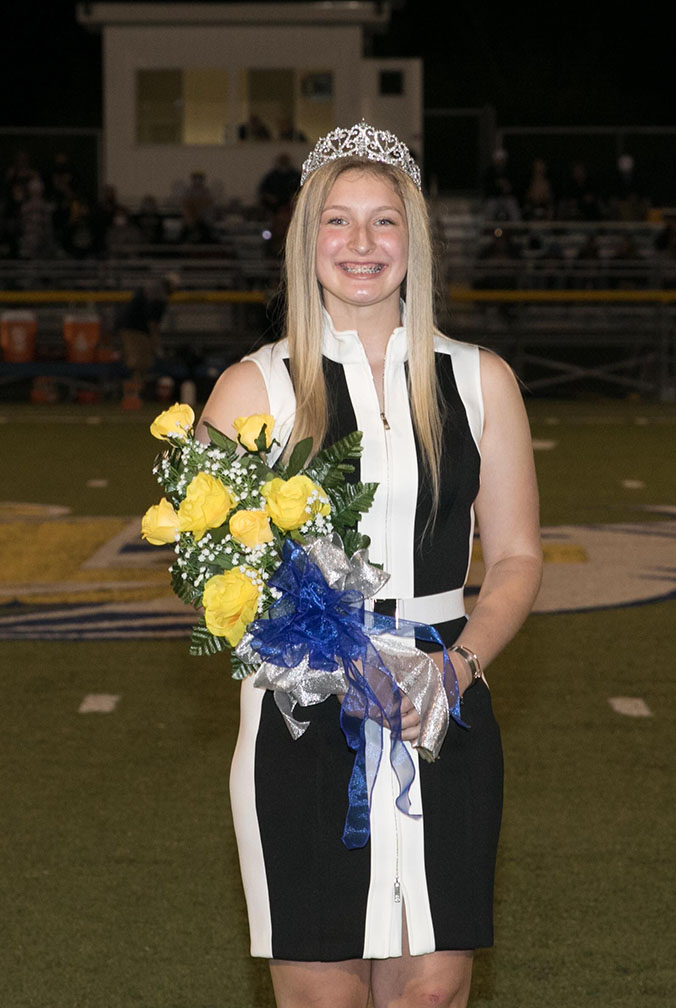 Fall Homecoming Queen, Ronni Mayfield