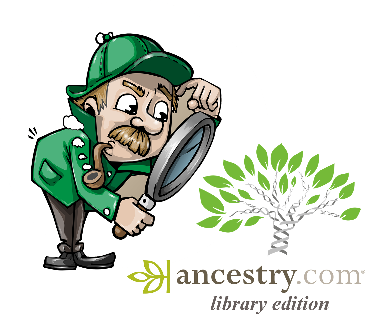 Looking for Ancestry Library edition?  image with link