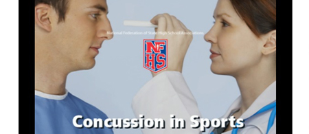 NFHS Course Concussion in Sports