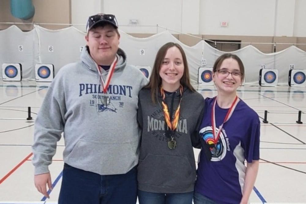 Archery Medalists
