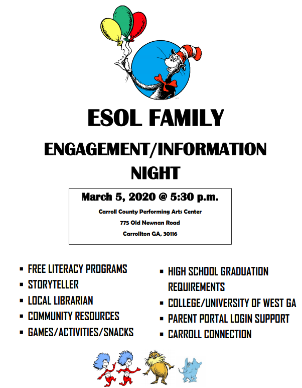 esol newsletter pic