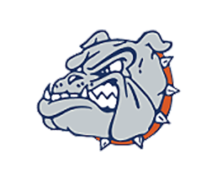 Taylor County School District Bulldog Mascot